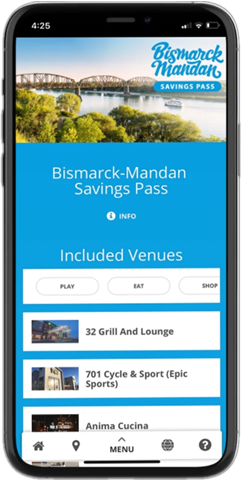 savings pass app