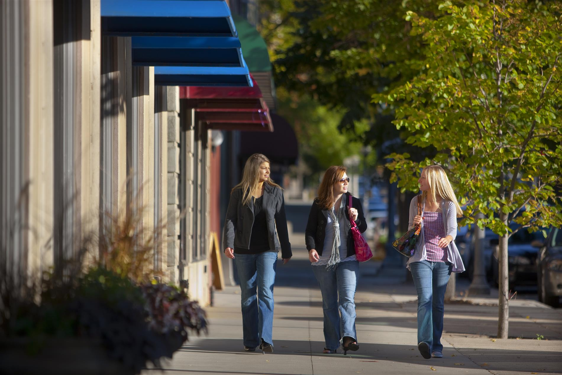 Shopping in Downtown Bismarck